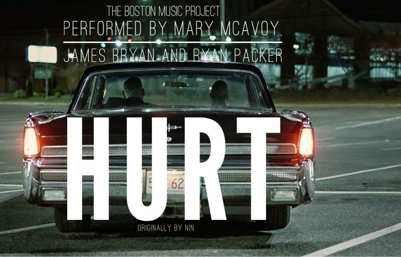 Hurt, by Mary McAvoy, James Bryan and Ryan Packer, from NIN
